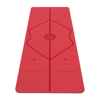Liforme Liforme Love Yogamatte - Rot
