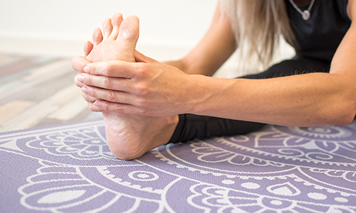 Print Yogamatten