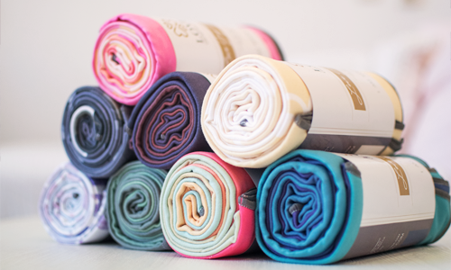 Yoga Towels & Yoga Rugs