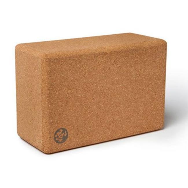 Cork Yoga Block - Large