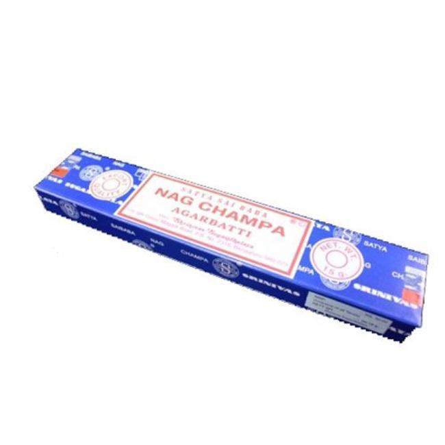 Satya Räucherstäbchen - Nag Champa - 15 gr