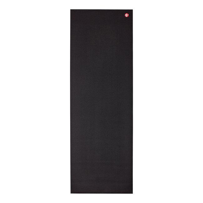 PROlite Yogamatte - Schwarz - Extra Lang - 200 cm