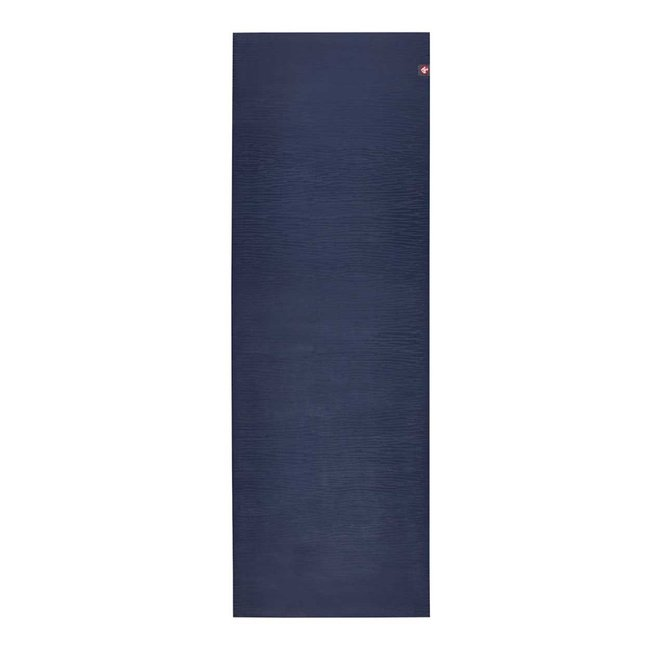 eKO Lite Yogamatte - 4mm - Midnight - Blau