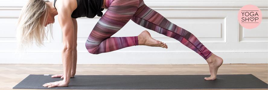 Welke soort yoga past bij mij?