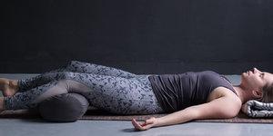 Restorative Yoga - Online Yogales