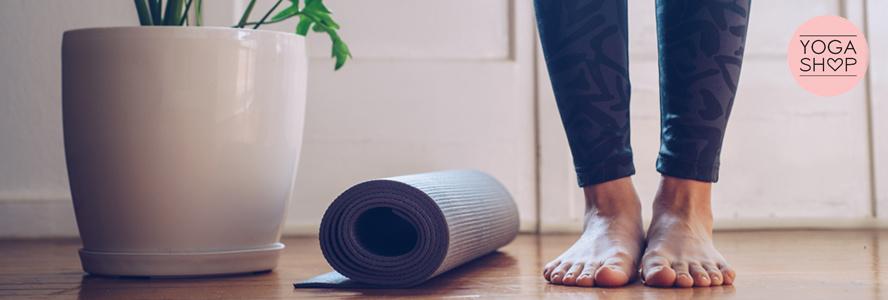 Gratis yoga-oefeningen voor thuis!