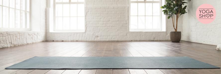 Een yogastudio inrichten