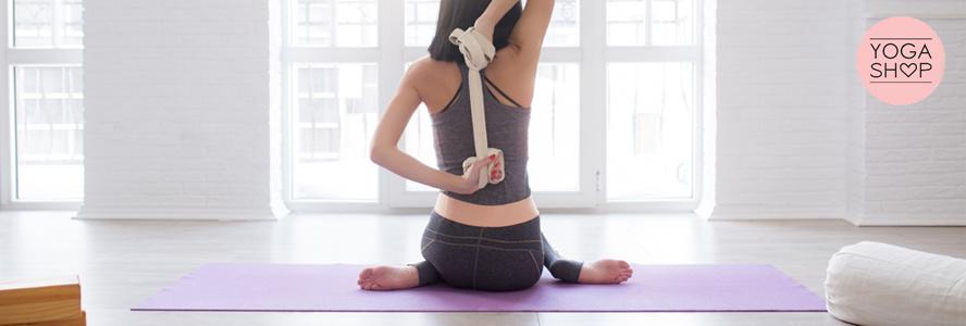 Welke yoga props gebruik je tijdens yoga?
