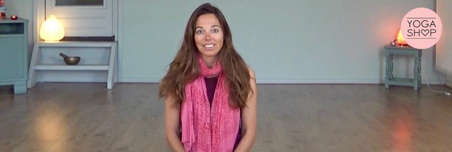 Yogateacher in de spotlight: Jessica van der Slot