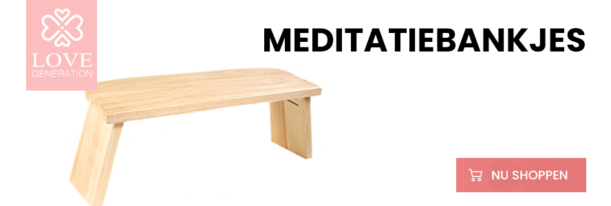 meditatiebankje kopen