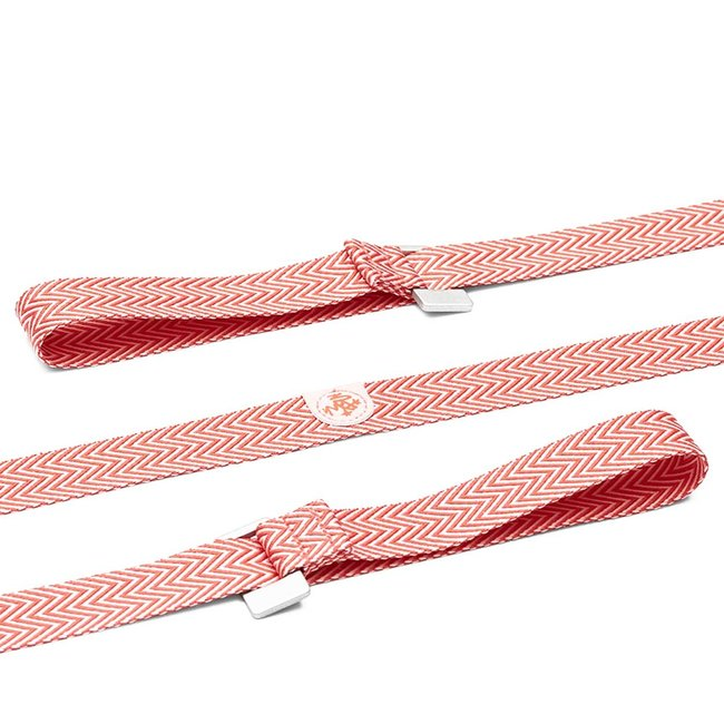 Go Move Yoga Mat Sling - Coral - Pink
