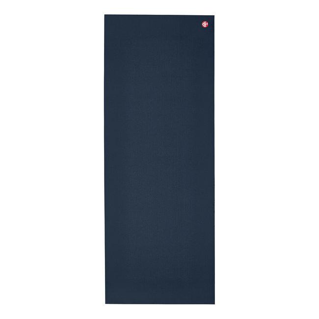 PRO Yogamatte - 6mm - 200 cm - Midnight - Blau