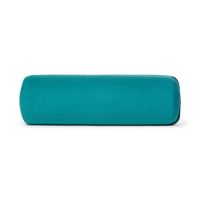 Manduka Enlight Rundes Bolster - Deep Sea - Manduka