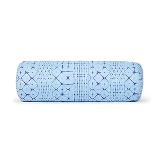Manduka Enlight Round Bolster - Star Dye Clear Blue - Manduka