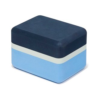 Manduka Recycled Foam Yoga Block - Mini - Surf - Manduka