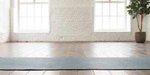 Decorating a Yoga Studio