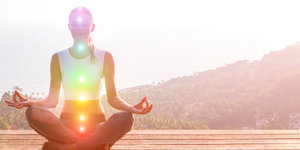 The Yoga Chakras: What are chakras and how does this work?