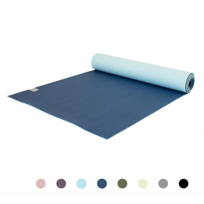 Premium Yogamatte - Cosmic Blue - Blau - 6mm