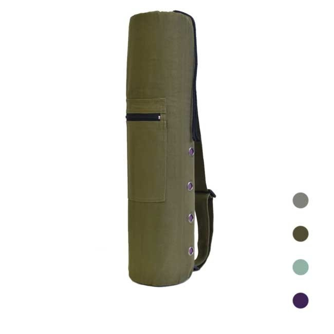 Love Generation Yoga Bag - Green - Love Generation