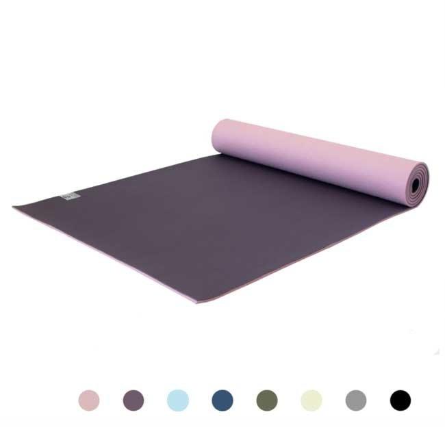 Premium Yogamatte - Mesmerizing Purple - Lila - 6mm