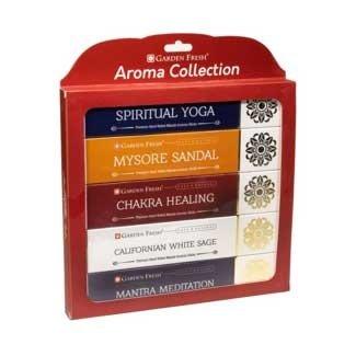 Natural Masala Incense Gift Set