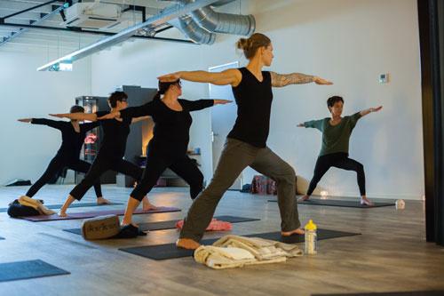 Yogastudio_Elise Schuitenmaker