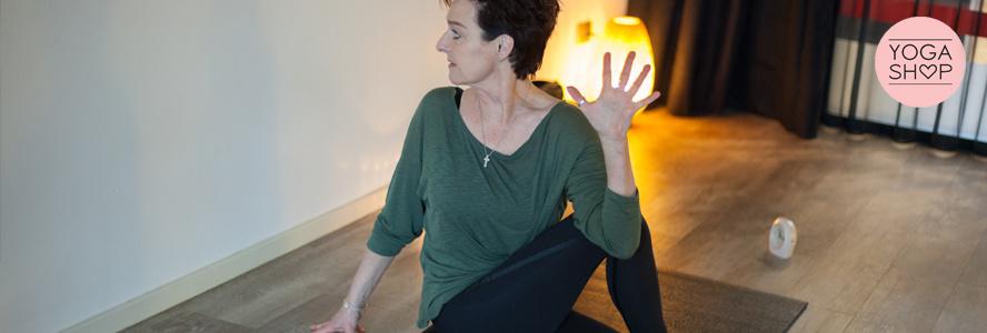 Yogateacher in de spotlight: Elise Schuitenmaker