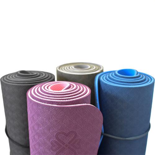 wat is een tpe yogamat