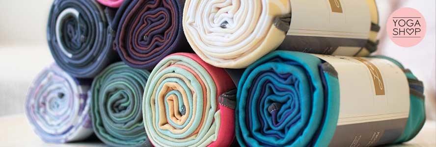 Yoga towel: Tips & Tricks