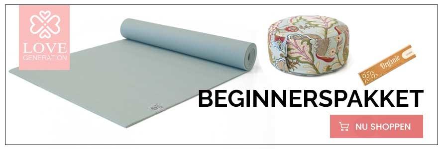 yoga beginnerspakket