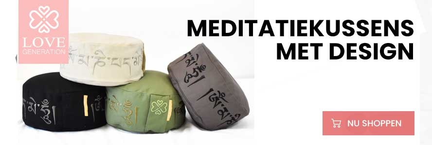 mooi meditatiekussentje