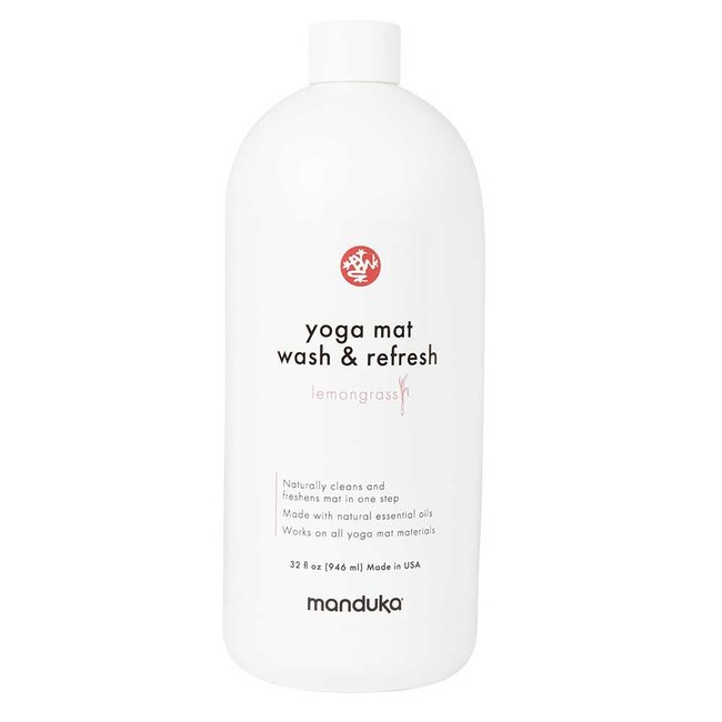 Mat Wash & Refresh - 946 ml - Lemongrass - Manduka