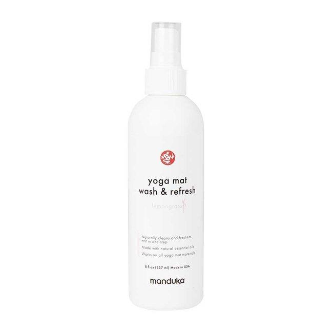 Mat Wash & Refresh - 227 ml - Lemongrass - Manduka