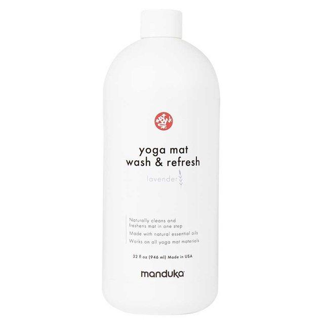 Mat Wash & Refresh - 946 ml - Lavender - Manduka
