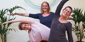 Yogateacher in de spotlight: Janine Himpers