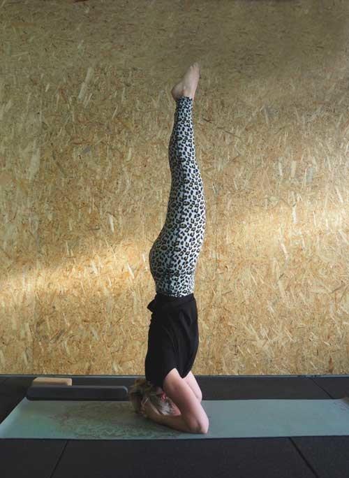 Yogateacher_AnnelienvanderWeerd_Hoofdstand
