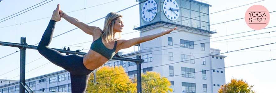 Yogateacher in de spotlight: Denice van den Akker