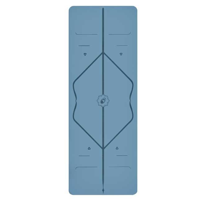 Liforme Liforme Yoga Mat - Blue