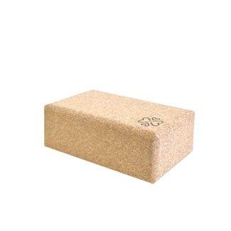 Love Generation Cork Yoga Brick - Medium - Love Generation