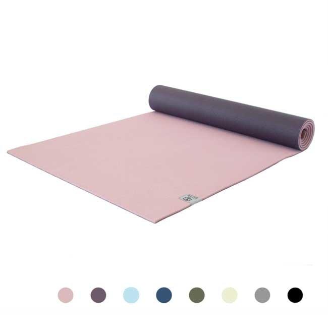 Premium Yogamatte - Enchanting Pink - Rosa - 6mm