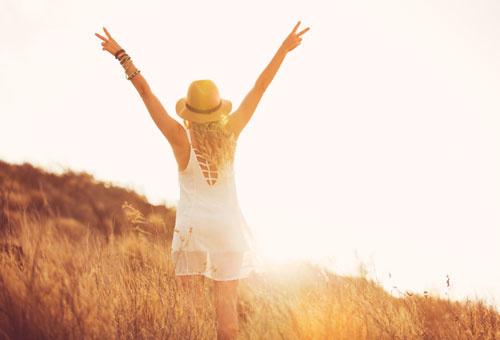 Positief denken brengt positiviteit
