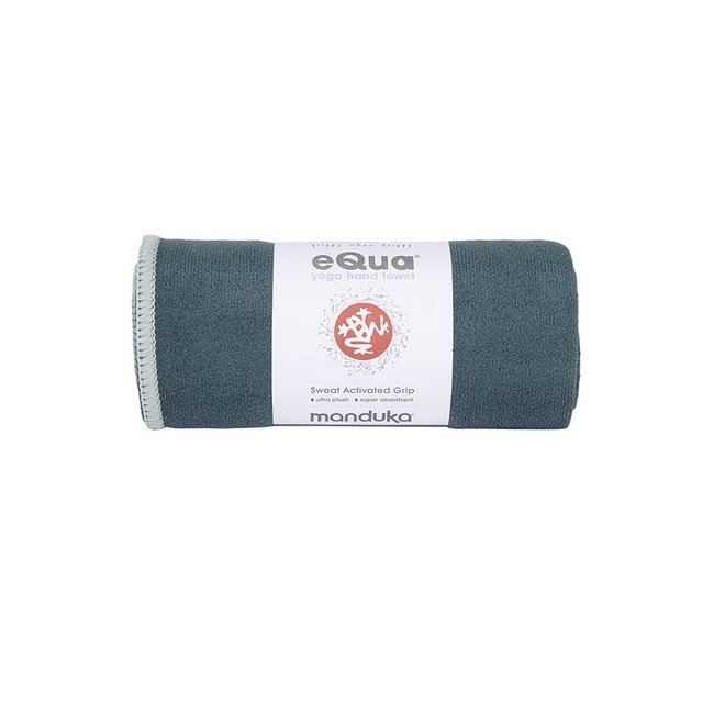 Manduka eQua Hand Towel - Sage - Manduka