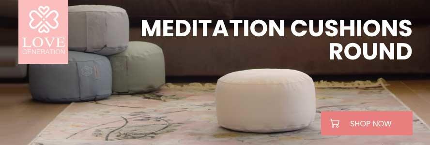 round_meditation_pillow