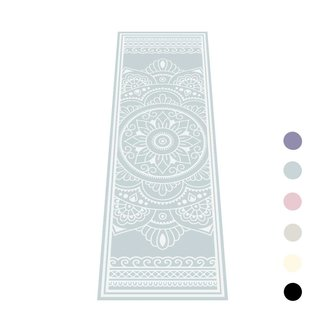 Love Generation Magic Carpet Yoga Mat - Extra Thick - Mint - Love Generation
