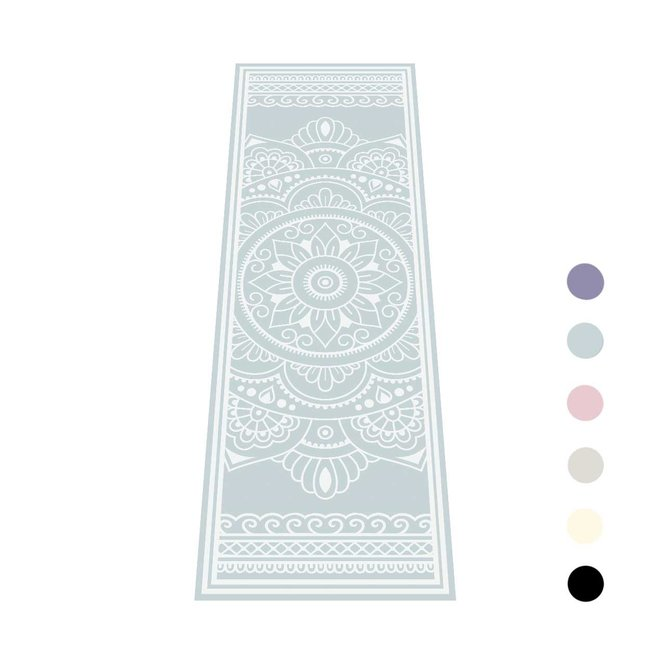 Love Generation Yogamat Magic Carpet - Extra Dik - Mint