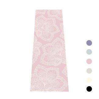 Love Generation Yogamat Lotus - Extra Dik - Roze