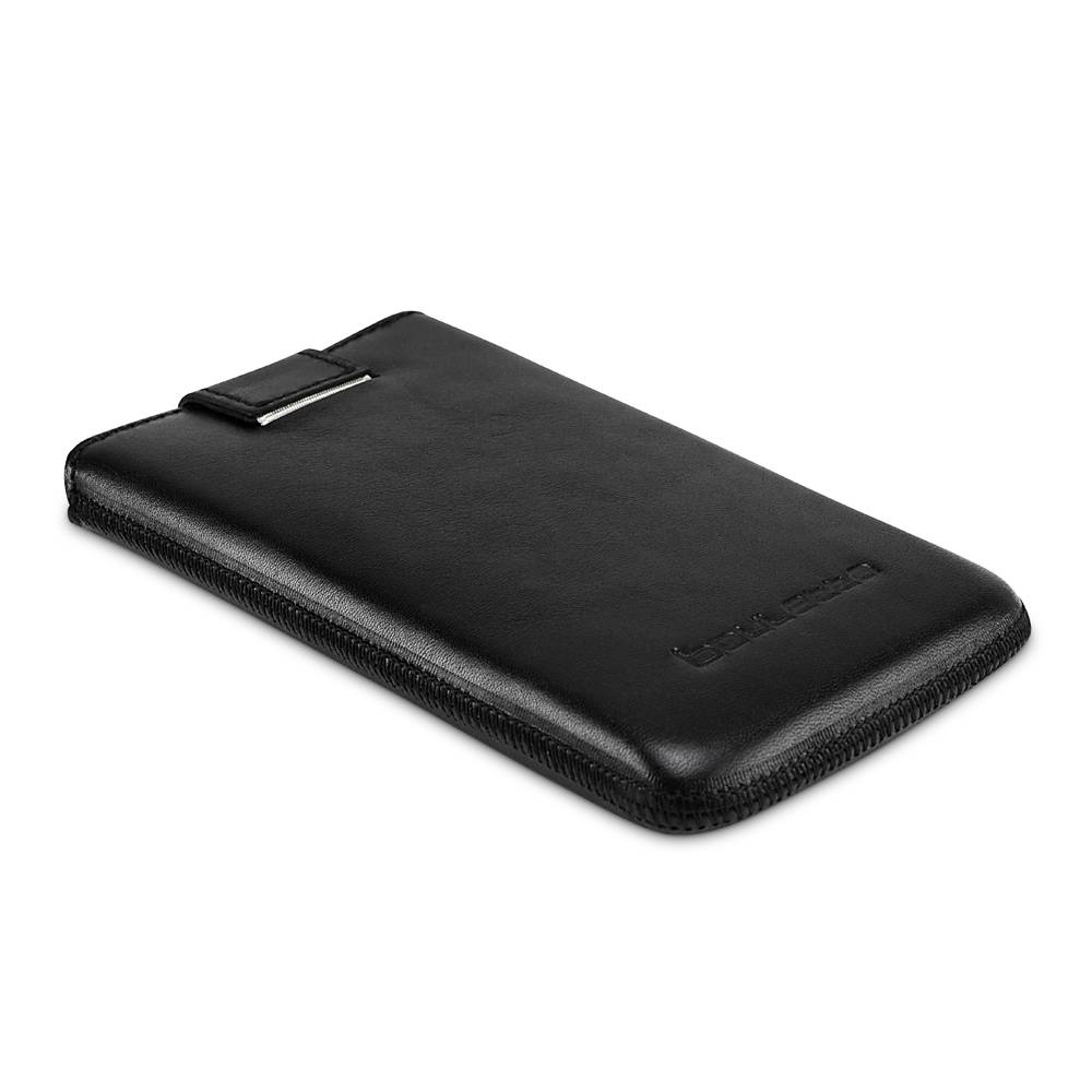 Bouletta Bouletta - Samsung Galaxy S8 Plus Insteekhoesje (Rustic Black)