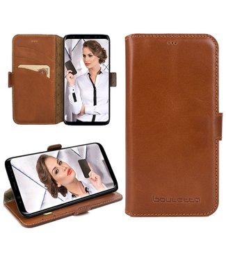 Bouletta Bouletta - Samsung Galaxy S8 Plus BookCase (Rustic Cognac)