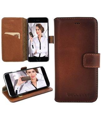 Bouletta Bouletta - Apple iPhone 7 Plus BookCase (Burned Cognac)