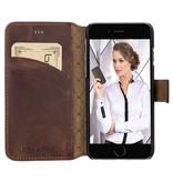 Bouletta Bouletta - Apple iPhone 7 Plus WalletCase (Antic Coffee)